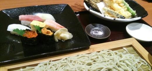 寿司 天ぷら