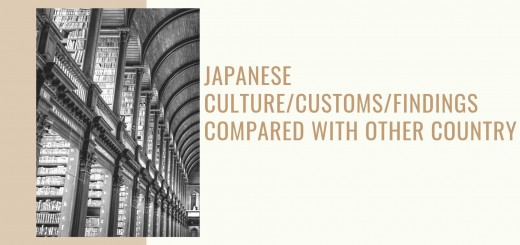 Japanese culture customs